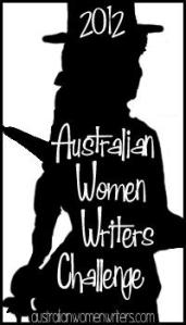 2012 Australian Women Writers' reading challenge