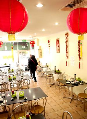 Auntie's Dumpling Restaurant (Source: The Age review)