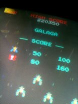 Galaga (Photo by Tseen Khoo)